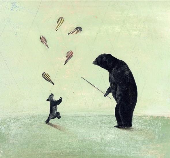 Bears, by A. Panzeri e A. Lecis