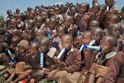 Life straw Kenya UCB