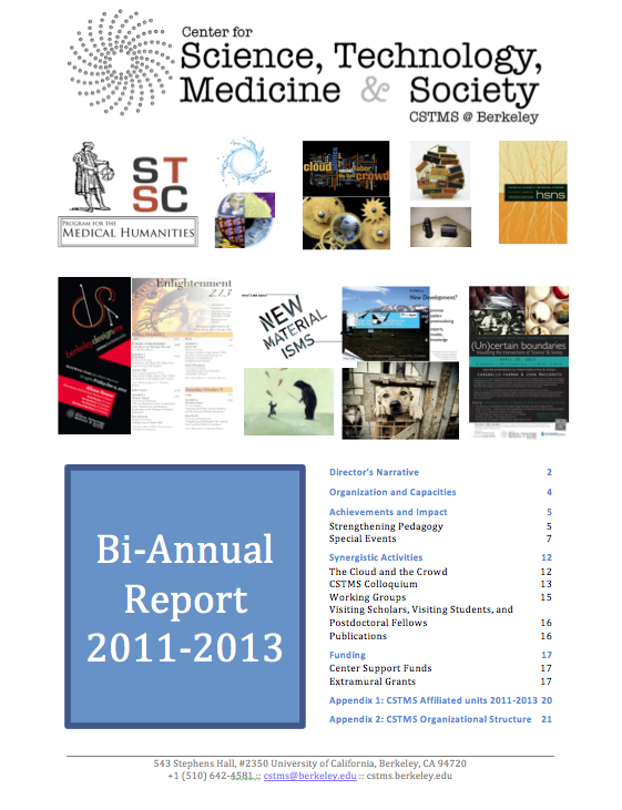 biannual report cover
