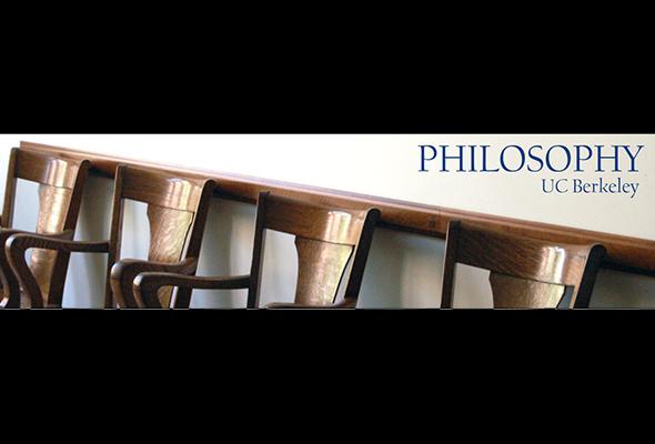 Department of Philosophy