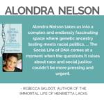 Webinar: Talking Biopolitics with Alondra Nelson and Jenny Reardon on Racial and Genetic Justice