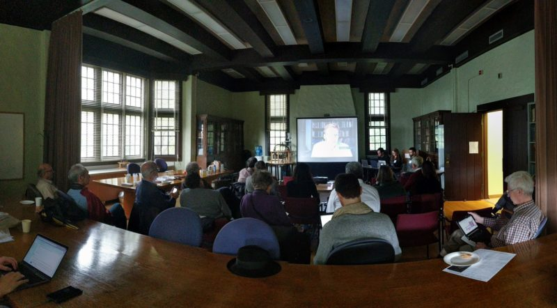 CSTMS Hosts Conference on Traditions and Technologies