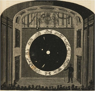 Sublime Astronomy and the End of the Enlightenment: Adam Walker and the Eidouranion